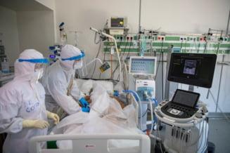 Coronavirus Romania. 9.005 de cazuri noi raportate in ultimele 24 de ore. 171 de oameni au murit si 1.226 sunt internati in stare grava