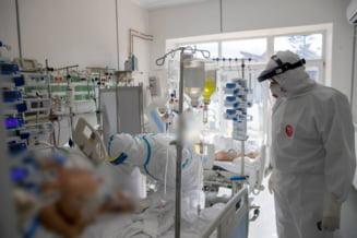Coronavirus Romania. 95 de decese si 2.797 de cazuri noi in ultimele 24 de ore. Peste 7.300 de pacienti sunt internati in spitale