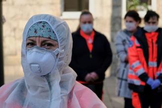 Coronavirus Romania. Cele mai multe cazuri noi sunt concentrate in Bucuresti. In judetul Salaj nu a fost inregistrat niciun caz nou