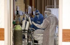 Coronavirus Romania. Nou record absolut de pacienti internati la ATI: 1.334. Alti 76 de bolnavi au murit in ultimele 24 de ore