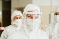 Coronavirus Romania. Scade numarul de infectari noi. 181 de pacienti la ATI