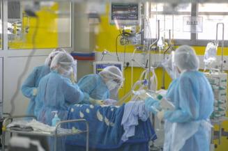 Coronavirus Romania. 164 de decese in ultimele 24 de ore. Situatie in continuare critica la ATI: 1.521 de pacienti in stare grava