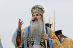 DOCUMENT Arhiepiscopul Tomisului cere tuturor preotilor din Constanta sa mearga la manifestarea religioasa de Sfantul Andrei