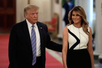 "Donald si Melania Trump, confirmati cu COVID-19, intra in carantina. Putin, mesaj de sustinere pentru omologul sau american: ""Sunt convins ca vitalitatea dumneavoastra va va ajuta sa invingeti acest virus periculos"""