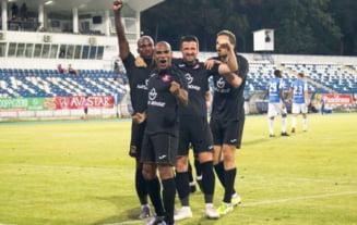 EXCLUSIV Hagi a mai dat o lovitura in Liga 1. FC Viitorul a transferat un fotbalist de la o rivala