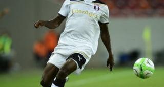 Exclusiv Nigerianul care vrea sa joace pentru Romania pleaca din Liga 1