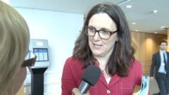 Exclusiv Parlamentul European, bulversat de acordul cu SUA: Pericolul american, negocierile Ceciliei Malmstrom si precedentul Micula (Video)