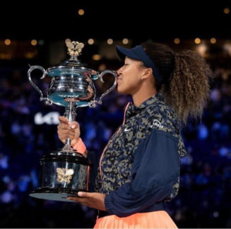 FOTO Ce a facut Naomi Osaka a doua zi dupa ce a castigat premiul de doua milioane de dolari de la Australian Open