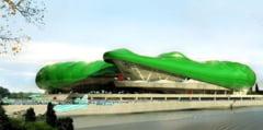 FOTO Cum arata la exterior cel mai spectaculos stadion din lume