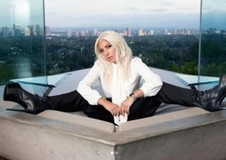 FOTO Fabulos. Cum a ales cantareata Lady Gaga sa se ascunda de paparazzi