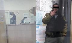 FOTO Imagini revoltatoare intr-un spital din Bucuresti. Paznici fara echipament de protectie si triaj facut dupa ureche. Dezastru si la unitatile de primiri urgente in mai multe zone din tara