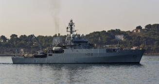 FOTO Navele din Marea Neagra. Ce vase de lupta au adus americanii, francezii si britanicii in coasta rusilor