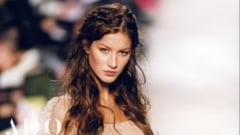 FOTO Supermodelul Gisele Bundchen, in al noulea cer dupa ultima isprava a sotului ei
