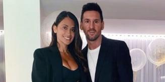 FOTO Surpriza lui Messi pentru sotia sa, care a implinit 33 de ani