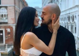 """FOTO Un fost international italian, indragostit lulea de o romanca. Ce super-cadou i-a facut in """"luna iubirii"""""""