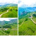 FOTO VIDEO Transalpina de Apuseni, drumul de 80 de kilometri care va scoate din izolare o zona turistica spectaculoasa