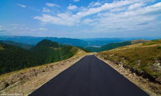 FOTO VIDEO Transvilcan, noul drum spectaculos peste Carpati. Pe unde trece legatura rutiera intre Transilvania si Oltenia