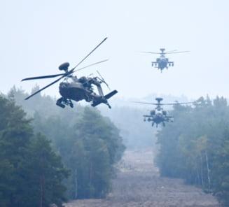 Fotoreportaj Ziare.com Cum sa-l opresti pe Putin? Miscari de trupe si exercitii militare in Europa de Est