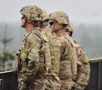 Fotoreportaj Ziare.com Viata soldatilor americani dislocati in Europa de Est