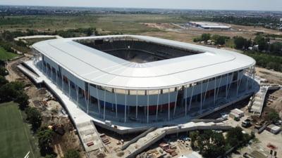 GALERIE FOTO Care este stadiul santierelor la stadioanele din Bucuresti. Steaua, aproape de finalizare