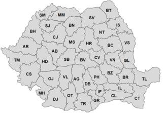 Harta alegerilor locale 2020. Lista cu toti candidatii la primariile, consiliile locale si consiliile judetene din Romania UPDATE