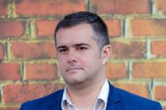 """INTERVIU Lucian Viziteu, primarul USR al Bacaului: """"Nu sunt de acord cu nicio masura luata. Inchiderile nu sunt eficiente"""""""
