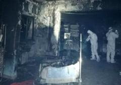 """Incendiul din Neamt. Medicii de la ATI il contrazic pe Tataru pe tema protocolului privind incuierea usilor saloanelor: """"Sectiile nu sunt incuiate"""""""