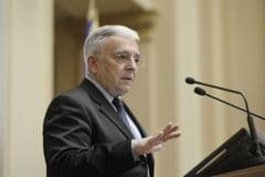 LIVE Mugur Isarescu sustine o declaratie de presa