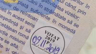 LIVE Peste 300.000 de romani au votat deja in strainatate