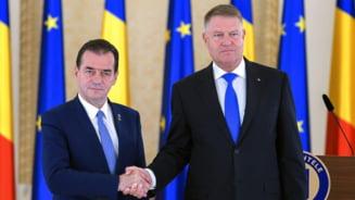"""LIVE TEXT Lansarea Planului National de Redresare si Rezilienta. Iohannis: """"Rolul consultarilor e de a construi impreuna Romania de maine"""". Orban: """"In urmatorii ani vom avea parte de o dezvoltare accelerata"""""""