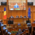 LIVE TEXT Moțiunea de cenzură PSD a fost citită în plenul Parlamentului. Aleșii USR PLUS au absentat de la ședință