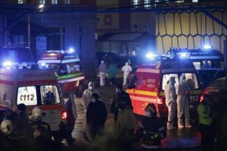"""LIVETEXT Incendiul de la """"Matei Bals"""": Cinci persoane au decedat, procurorii au deja primele concluzii"""