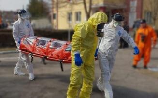 Lista zonelor cu cele mai multe cazuri de Covid-19. Explozie de imbolnaviri in Bucuresti, Bacau, Cluj, Dambovita, Iasi, Prahova si Timis
