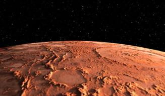 STUDIU Forme de viata terestre ar putea supravietui temporar pe Marte