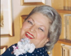 UPDATE Actrita Draga Olteanu Matei a fost inmormantata cu onoruri militare. Sute de oameni i-au adus un ultim omagiu