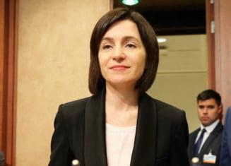 UPDATE Maia Sandu devine noul presedinte al Republicii Moldova: Ne vom uni cu totii, avem nevoie de o societate unita