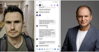 """VIDEO Amenintari de tip mafiot. Primarul Chisinaului i-a transmis unui vlogger celebru ca ii va """"scoate toti dintii"""". De la ce a pornit scandalul care a inflamat opinia publica din Republica Moldova"""