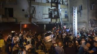 VIDEO Beirutul a fost cutremurat de o noua explozie