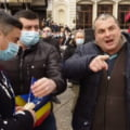 VIDEO Cine este barbatul care l-a agresat pe primarul Mihai Chirica. Ce i-a spus in urma cu patru ani lui Traian Basescu