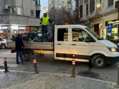 """VIDEO Clotilde Armand, razboi total cu firma de salubrizare din Sectorul 1: """"Este plin de gunoi lasat ostentativ pe strazi si trotuare"""""""