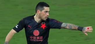 VIDEO Cum a reusit Nicolae Stanciu sa marcheze golul fabulos impotriva lui Rangers
