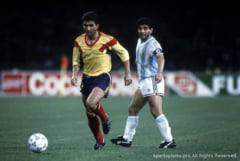 VIDEO Cum se antrena Maradona printre vaci inaintea duelului cu Hagi