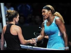 VIDEO De ce Serena Williams nu o va uita niciodata pe Simona Halep