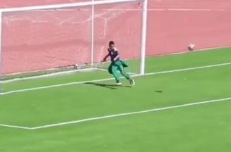 VIDEO Faza incredibila. Un copil de mingi a impiedicat marcarea unul gol