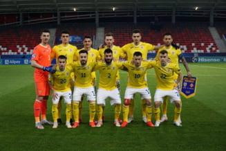 """VIDEO Golul lui Andrei Ciobanu de la Euro face inconjurul lumii. """"Ma bucur ca ii am profesori pe Hagi si pe Mutu"""""""