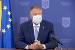 """VIDEO Klaus Iohannis, despre explozia de imbolnaviri de COVID-19: """"Nu putem amana alegerile"""""""
