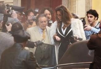 """VIDEO Madalina Ghenea, lovitura carierei. """"Sophia Loren"""", la bratul celebrului Al Pacino. Filmul in care joaca cei doi"""