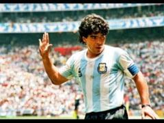 """VIDEO Maradona a murit. Cel mai frumos gol din istoria Mondialelor. """"De pe ce planeta vii, pentru a lasa pe drum atatia englezi?"""""""