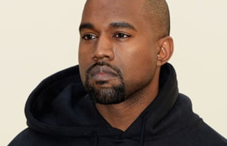 "VIDEO Modul obscen in care a protestat Kanye West fata de casele de discuri: ""Eu sunt noul Moise"""