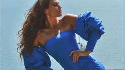 VIDEO O brazilianca sexy a fost prinsa in tandreturi cu Leonardo Di Caprio. Reactie neasteptata a fotomodelului